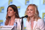 Yvonne Strahovski - at Comic-Con in San Diego 07/12/12