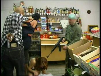 Rape in the supermarket
