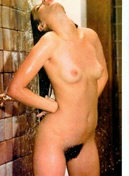 Se filtraron fotos de Demi Moore desnuda cuando era