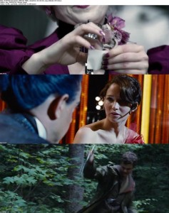 The Hunger Games (2012) BluRay 720p BRRip 900mb