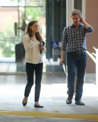 Natalie Portman Leaving An Office Building In Beverly Hills August 10, 2012 HQ x 21