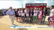 US soccer team, Hope Solo interviews on Today 8/10