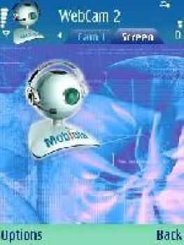 Mobiola Web Camera (J2ME) - скачать бесплатно, Mobiola Web.