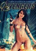 093111209896996 - Cobie Smulders Naked Porn Fake Photos